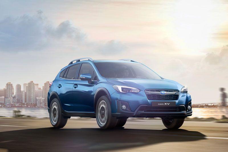 Subaru xv thumb