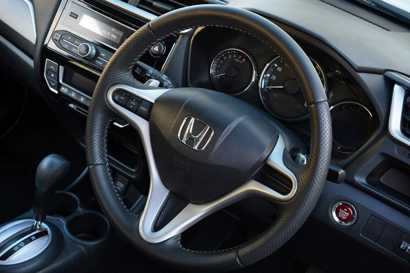 Honda br-v thumb
