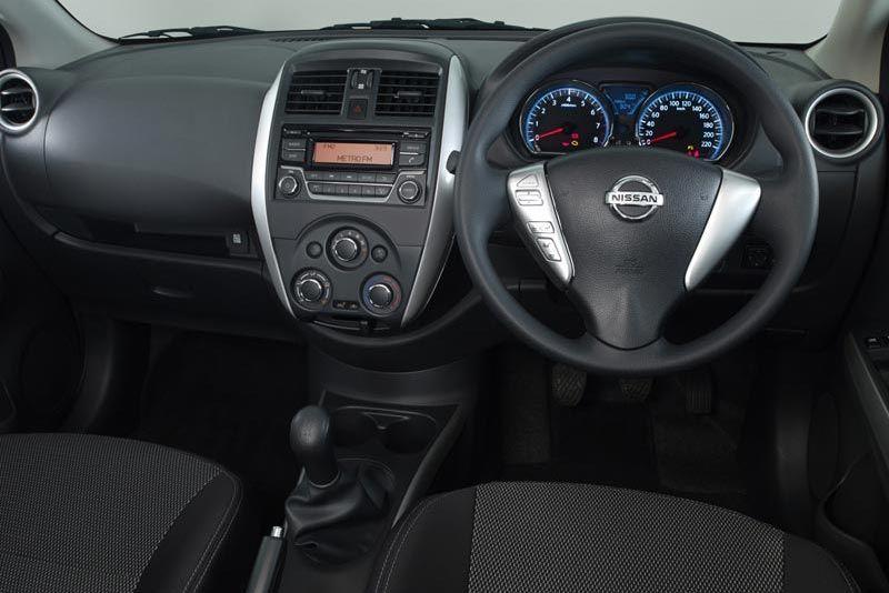 Nissan almera thumb