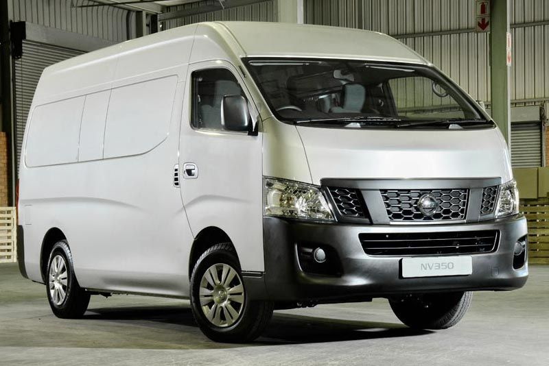 Nissan nv350 thumb