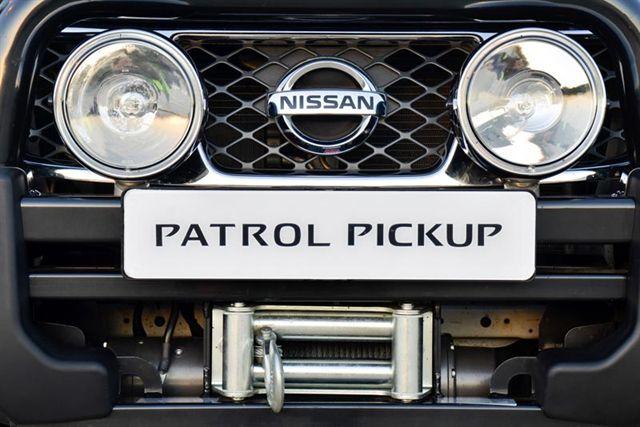 Nissan patrol-pickup