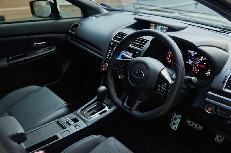 Subaru wrx thumb