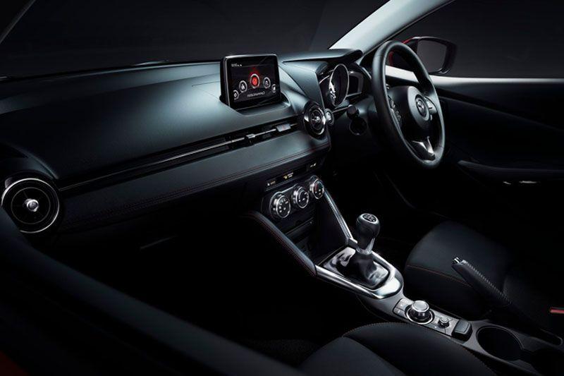 Mazda mazda2 thumb