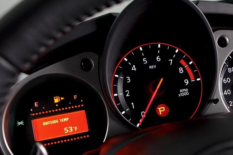 Nissan 370z thumb