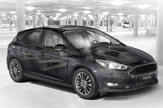 ford focus-st