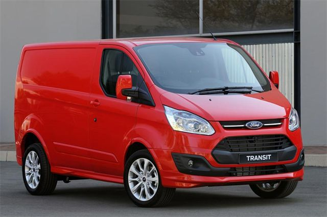 ford transit-custom