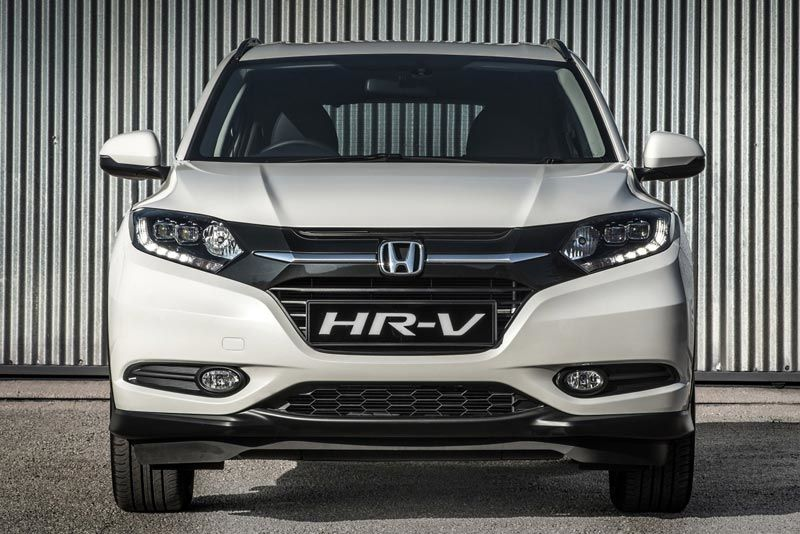 Honda hr-v thumb