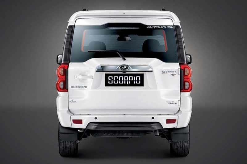 mahindra scorpio-s11