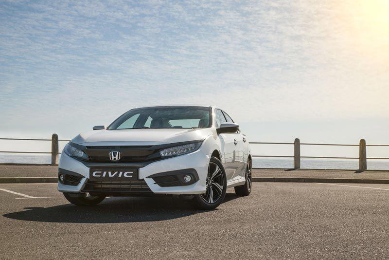 Honda civic-sedan
