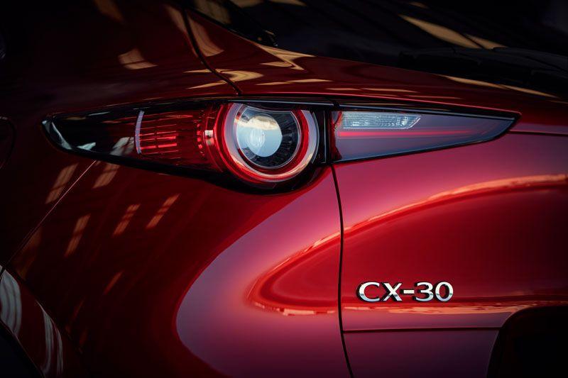 Mazda mazda-cx-30