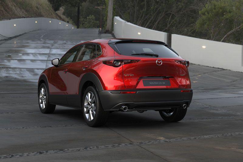 Mazda mazda-cx-30 thumb