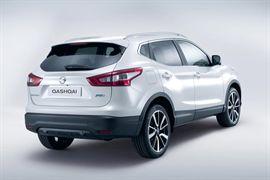 Nissan qashqai thumb