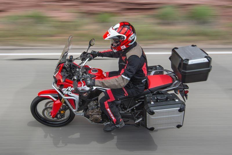 Honda crf-africa-twin