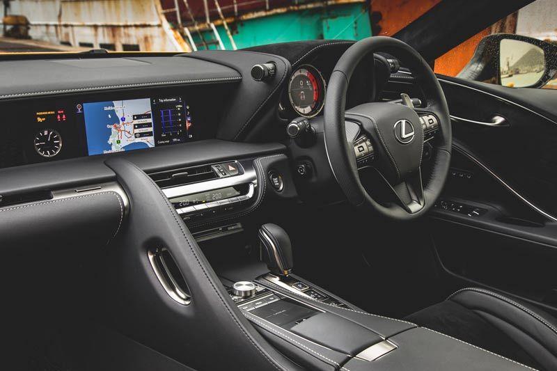 vehicle lc