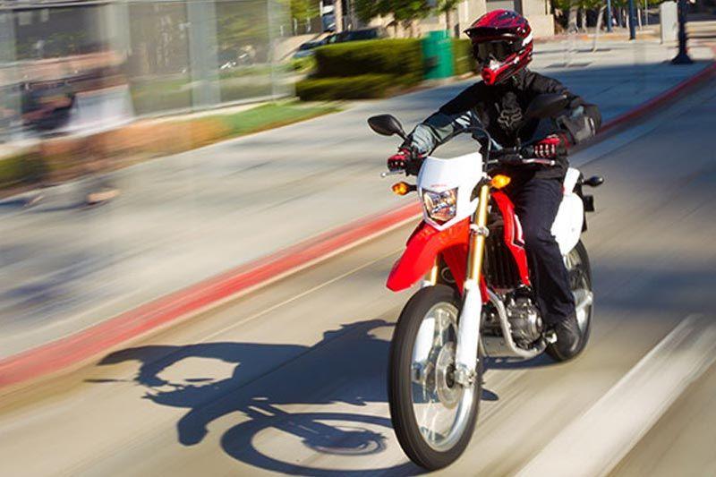 Honda crf-250l