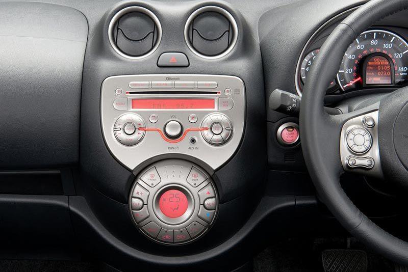 Nissan micra thumb