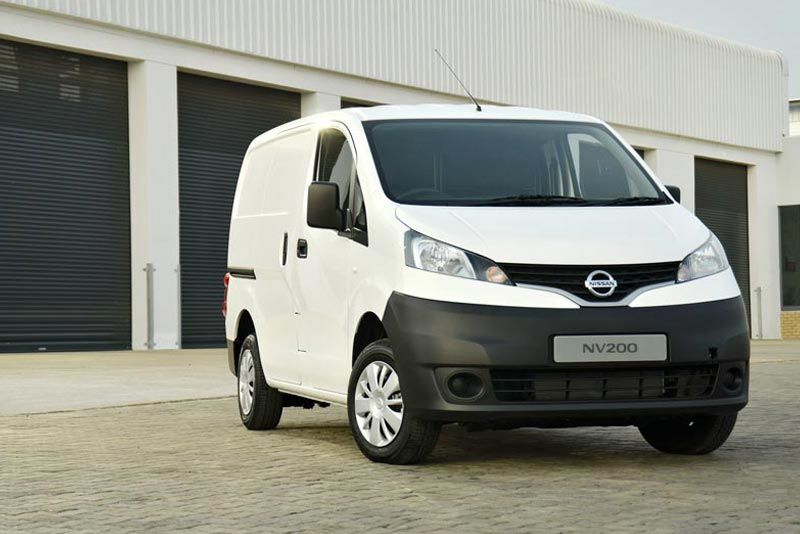 Nissan nv200-panel-van