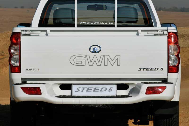 Haval steed-5-single-cab