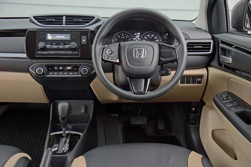Honda amaze thumb