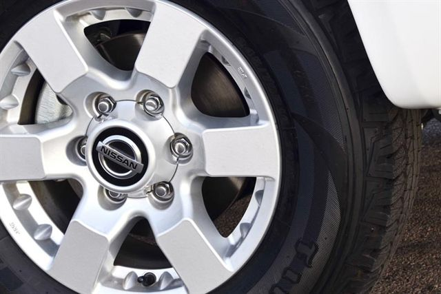 Nissan np300-hardbody