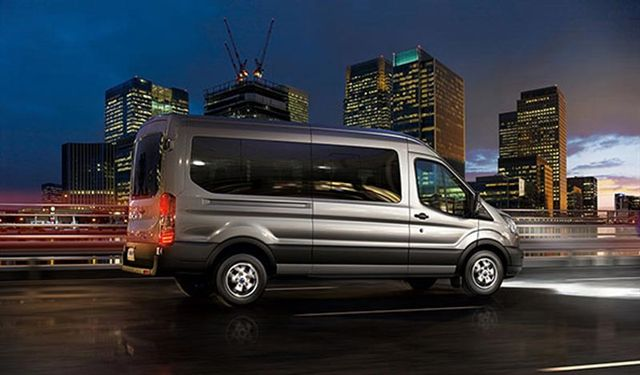 ford tourneo-bus