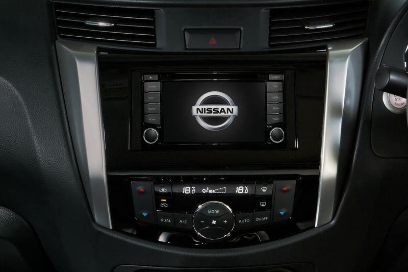 Nissan new-navara