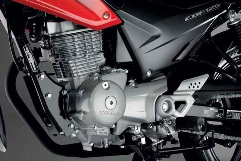 Honda cbf-125f