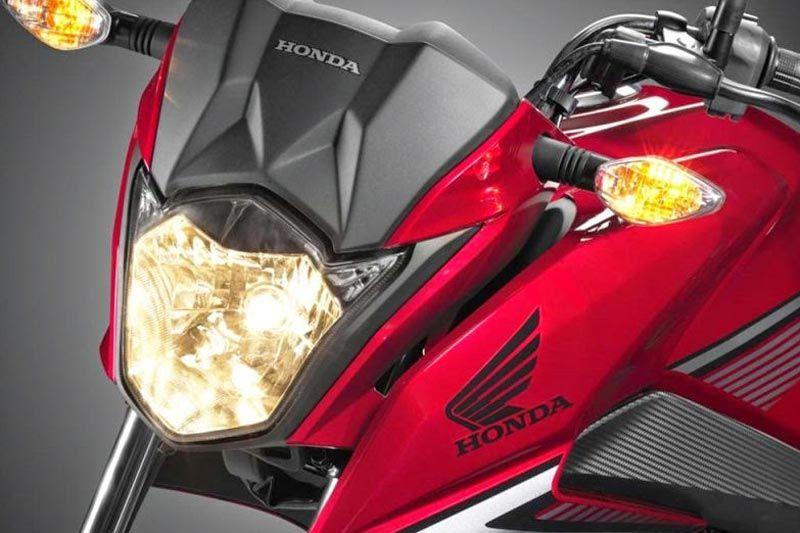 Honda cbf-125f thumb