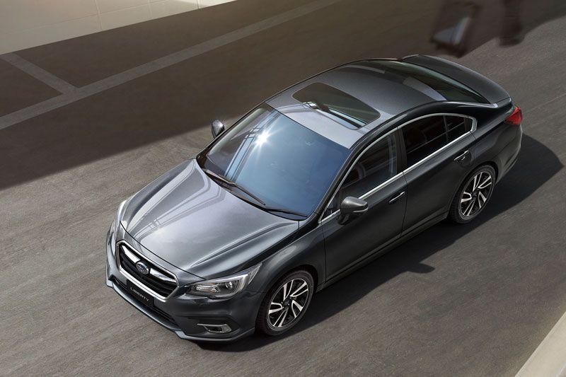Subaru legacy thumb