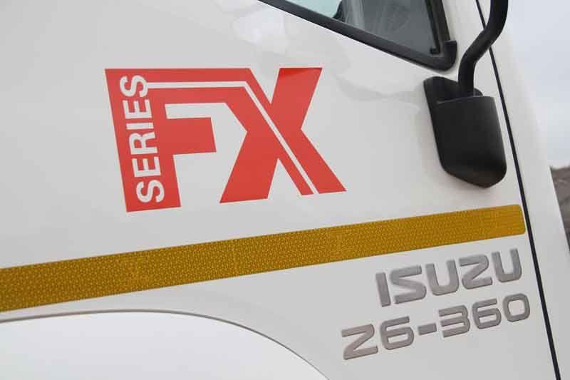 Isuzu fx-series