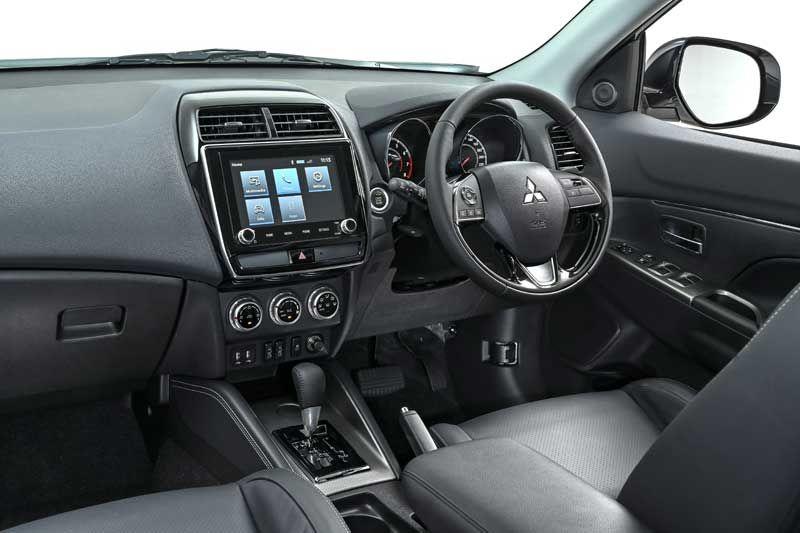 Mitsubishi asx thumb