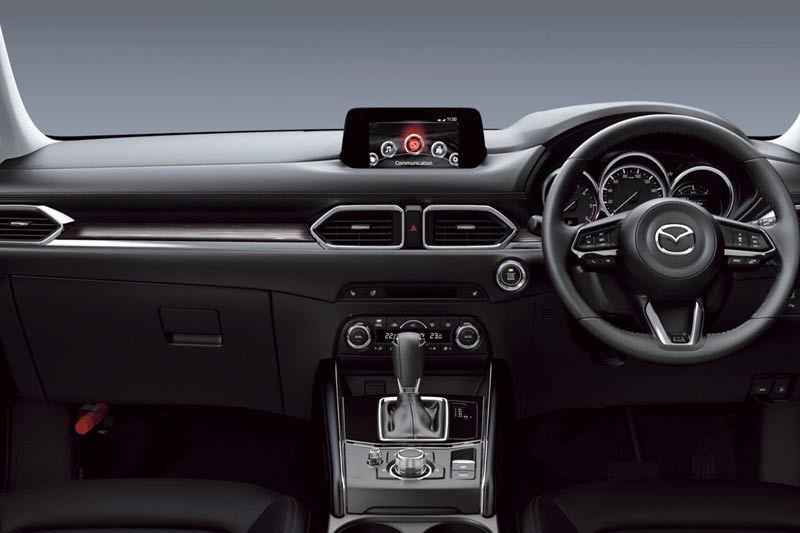 Mazda mazda-cx-5 thumb