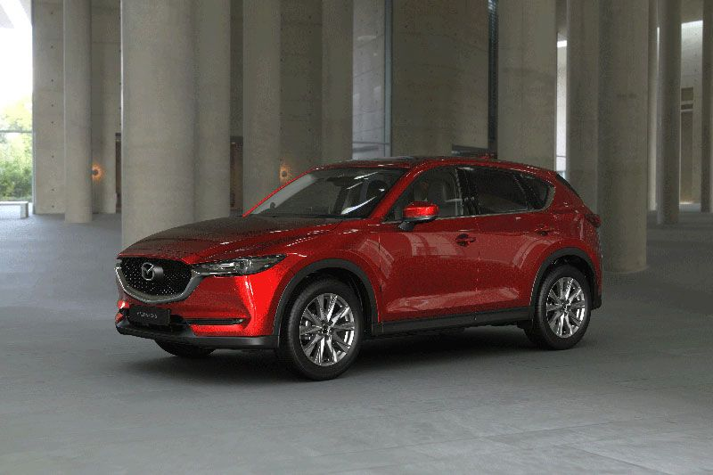 Mazda mazda-cx-5