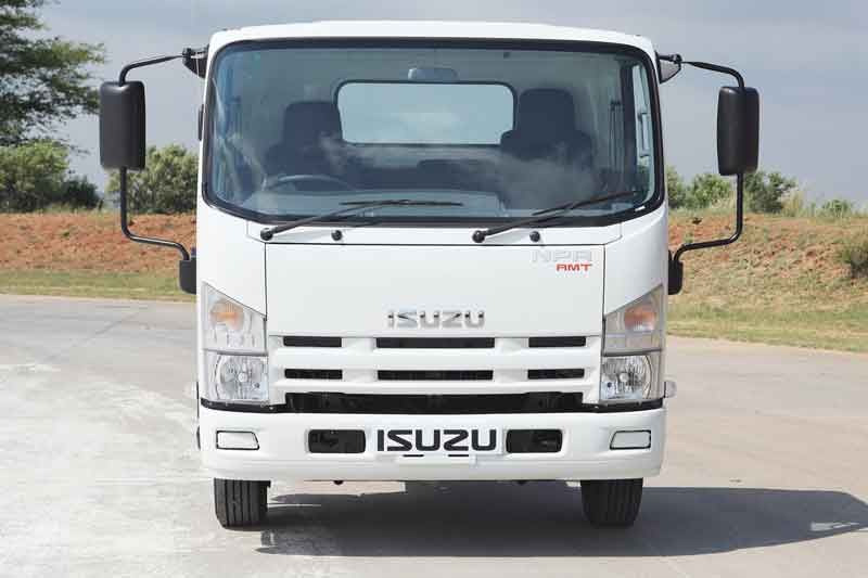 isuzu n-series thumb