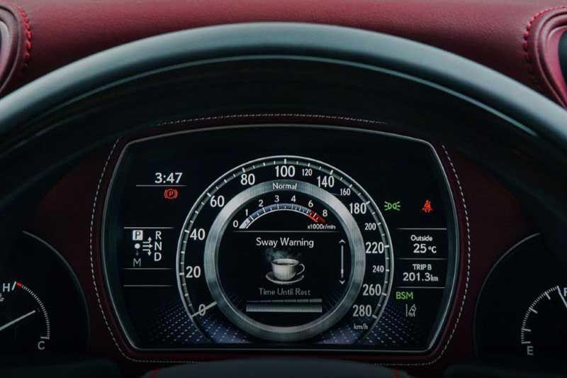 vehicle ls