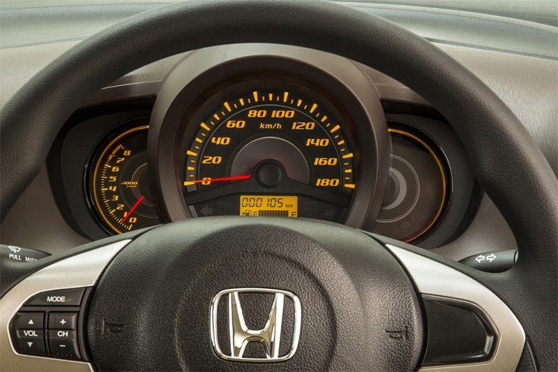 Honda brio-sedan