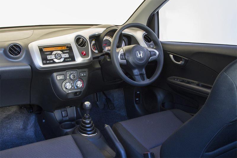 Honda brio-sedan thumb