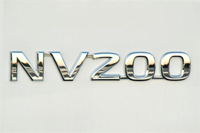 Nissan nv200-combi