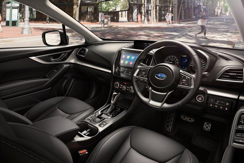 Subaru impreza thumb
