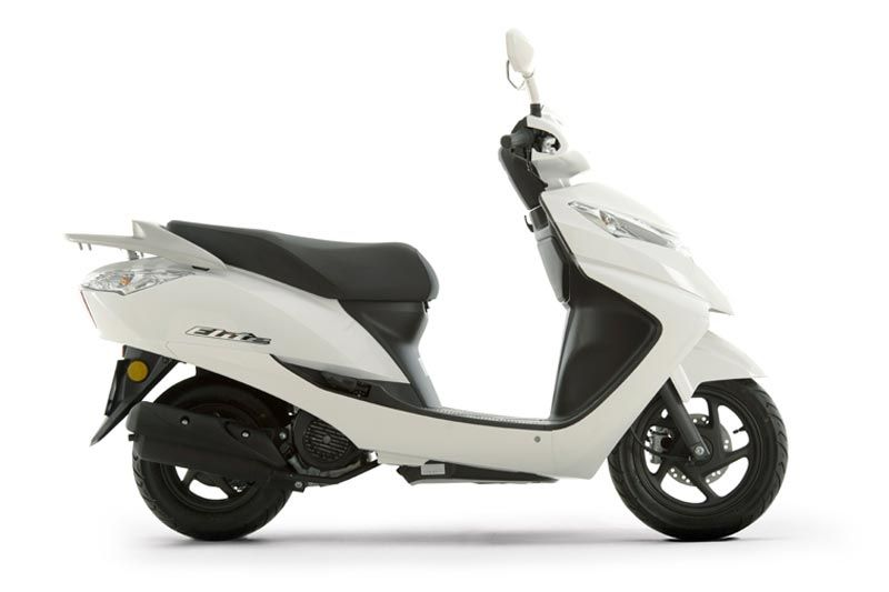 Honda elite thumb