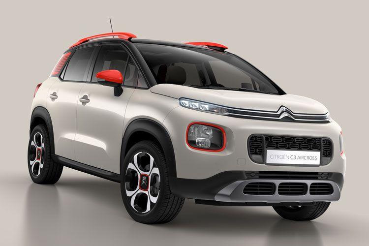 Citroën c3-aircross-suv