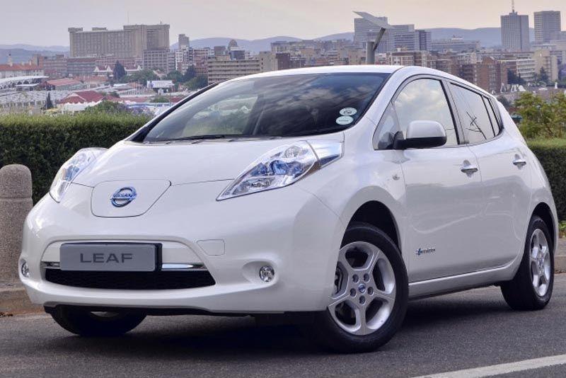 Nissan leaf thumb