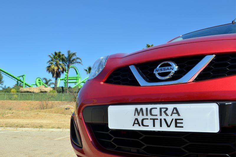 Nissan micra-active