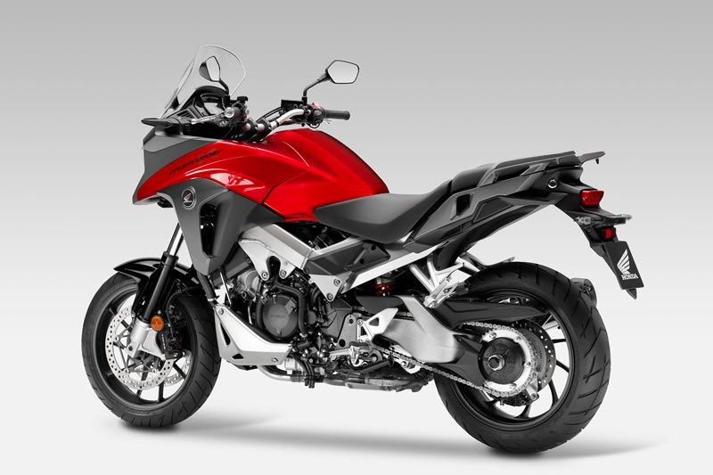Honda vfr-800x