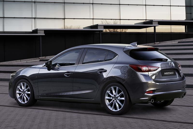 Mazda mazda3 thumb