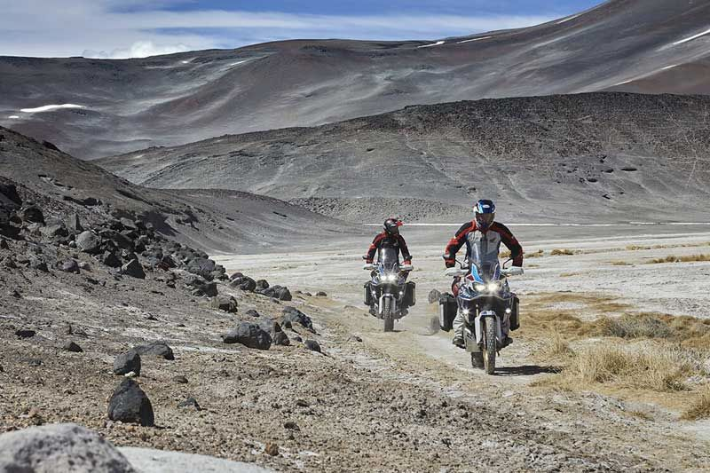Honda crf-adventure-sport