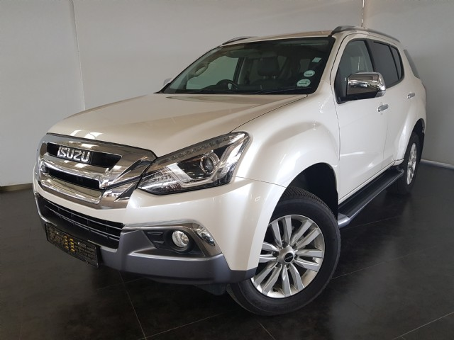 2021 isuzu mu-x 3.0d 4x4 auto for sale in gauteng