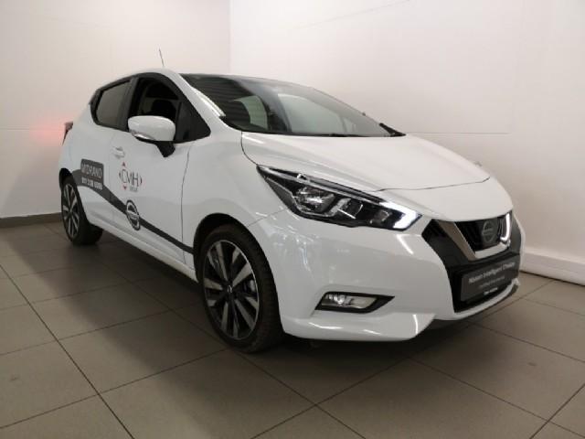2019 Nissan Micra 900T Acenta Plus - 66D9044630