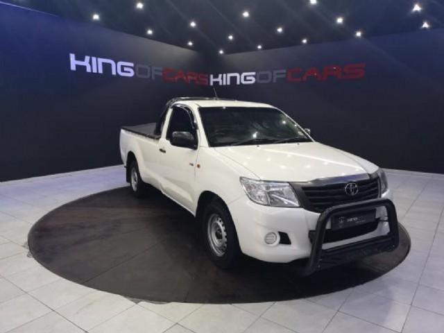 2014 toyota hilux 2.5 d-4d single cab for sale in gauteng