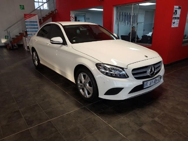 2018 Mercedes-Benz C Class 180 Auto for sale - 1687-13F4U40622